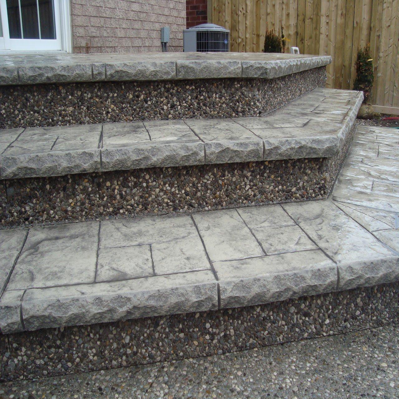 DecoMax Concrete - Concrete Bullnose Gallery - 002