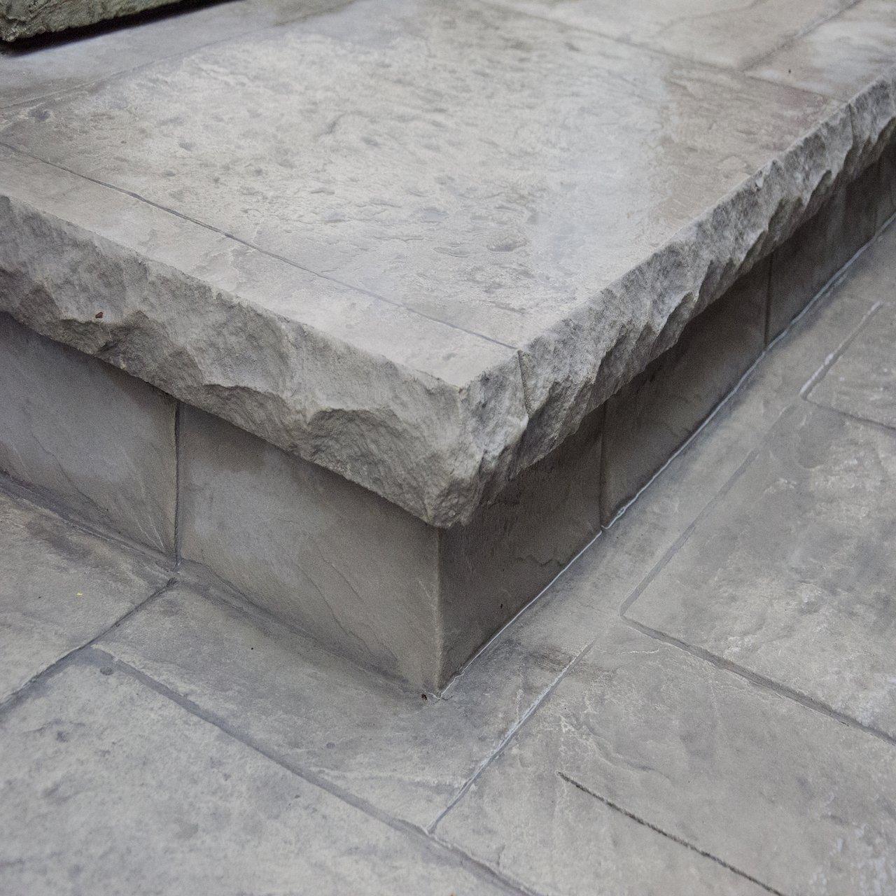 DecoMax Concrete - Concrete Bullnose Gallery - 005