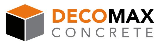 DecoMax Concrete - Logo