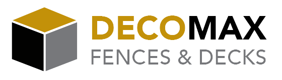 DecoMax Fences & Decks - Logo