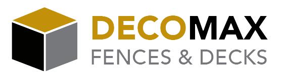 DecoMax Fences & Decks - Logo