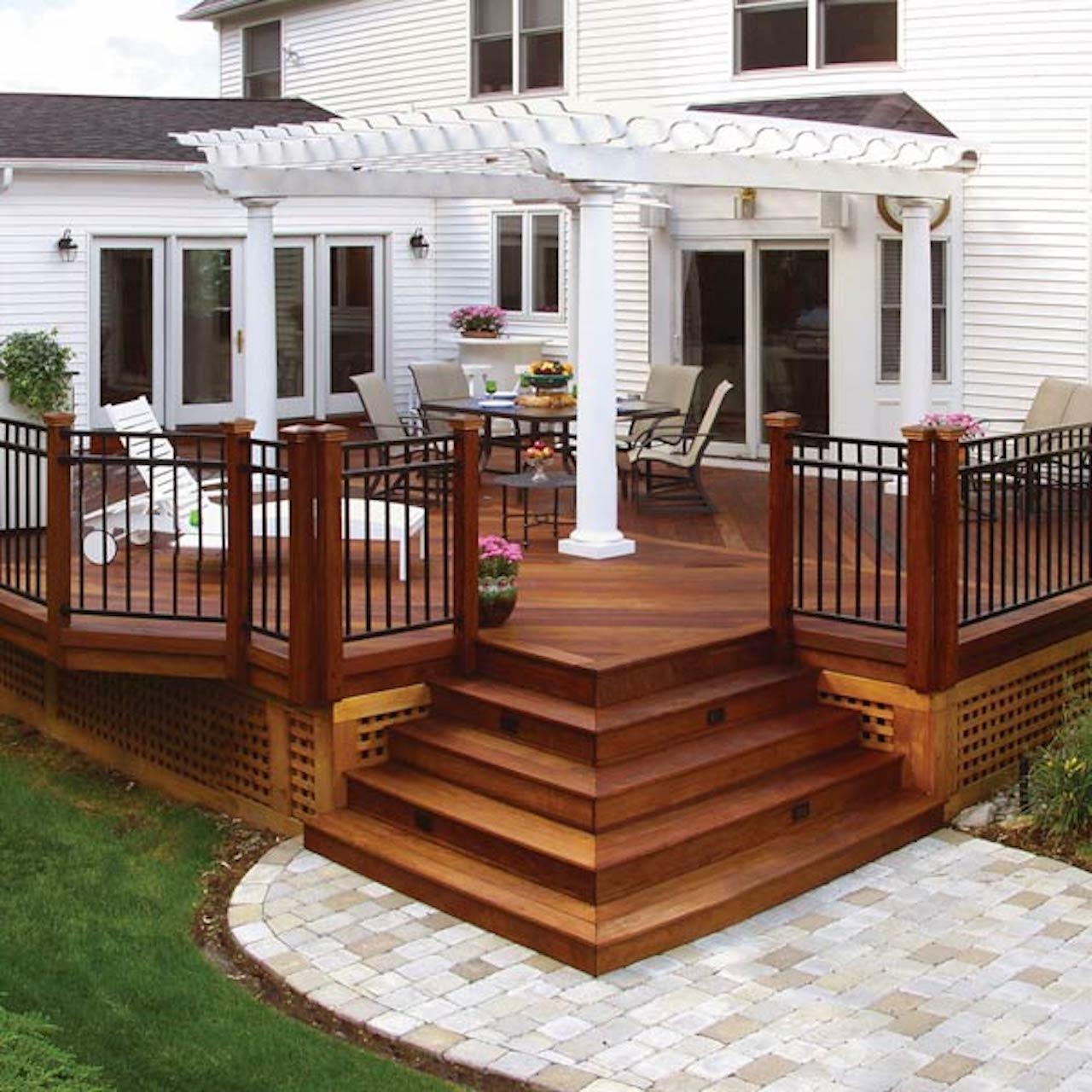DecoMax Fences and Decks - Decks Gallery - 002