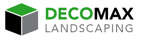 DecoMax Landscaping - Logo