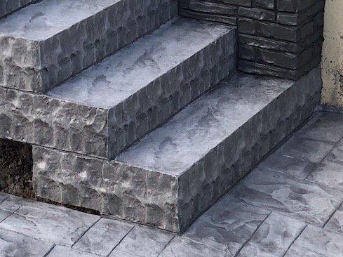 DecoMax Concrete - Chisel Face Bullnose