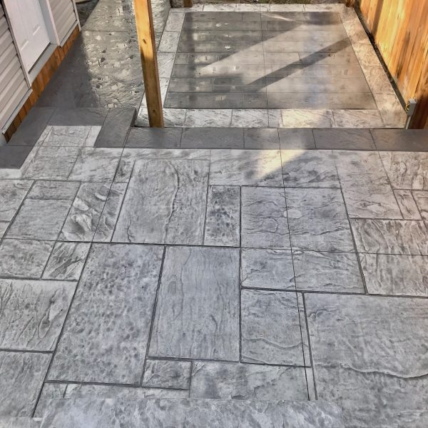DecoMax Concrete - Stamped Concrete