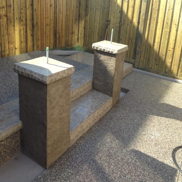 DecoMax Concrete - Concrete Pillars