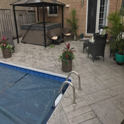 DecoMax Concrete - Pool Decks