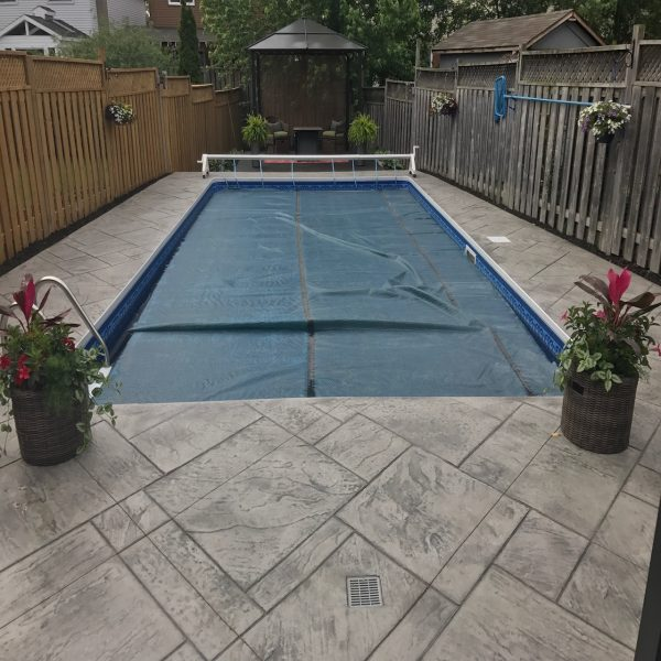 DecoMax Concrete - Concrete Pool Decks