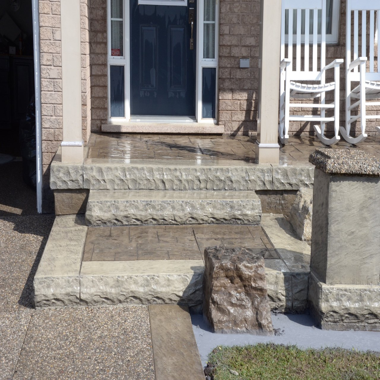 DecoMax Concrete - Concrete Walkways Gallery - 13