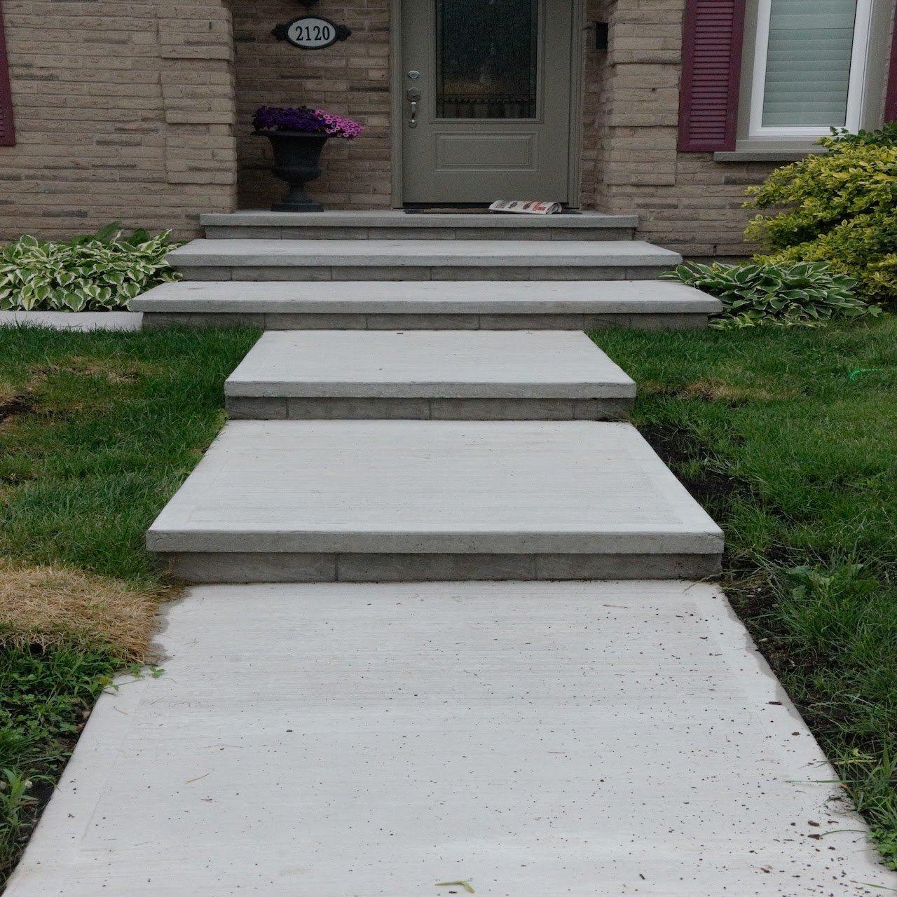 DecoMax Concrete - Concrete Walkways Gallery - 16