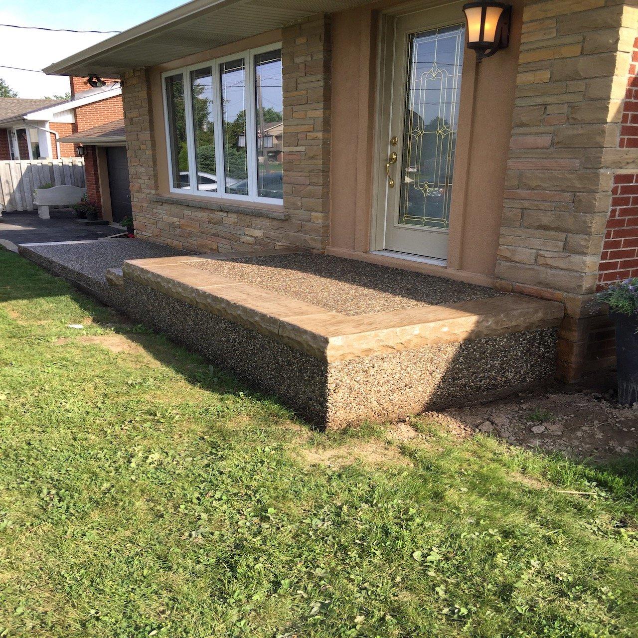 DecoMax Concrete - Concrete Walkways Gallery - 23