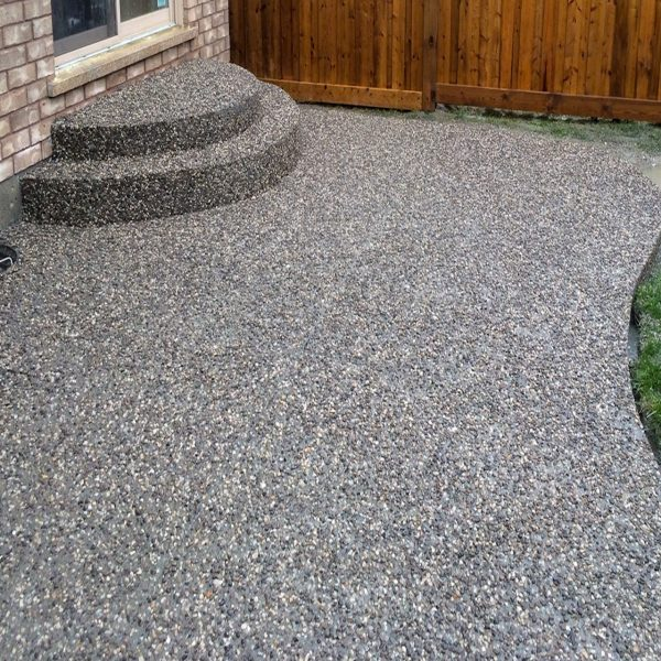 DecoMax Concrete - Exposed Aggregate Concrete
