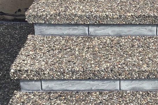 DecoMax Concrete - Square Bullnose