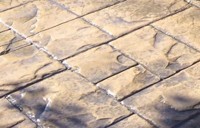 DecoMax Concrete - Stamped Concrete Patterns - 02 - Ashler Slate