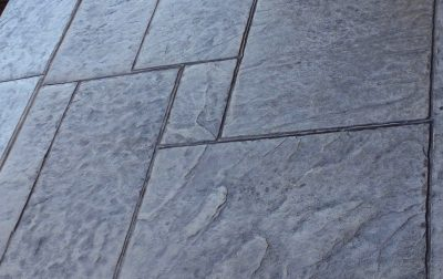 DecoMax Concrete - Stamped Concrete Patterns - 09 - Yorkstone