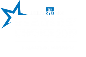 DecoMax Concrete - 2019 Hamilton Spectator Readers Choice Award Diamond Winner - white