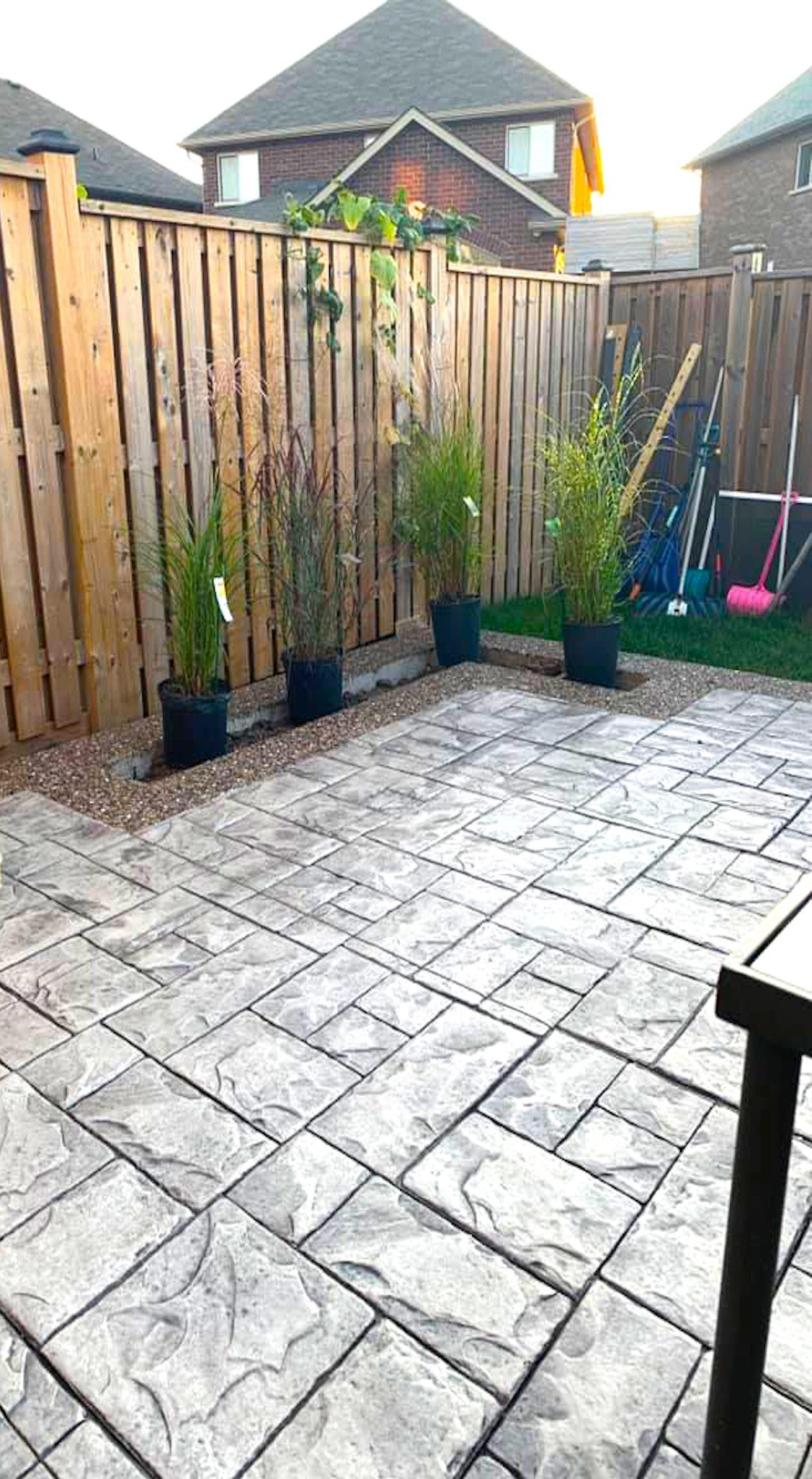 DecoMax Concrete - Concrete Patios Gallery - Combination - 004