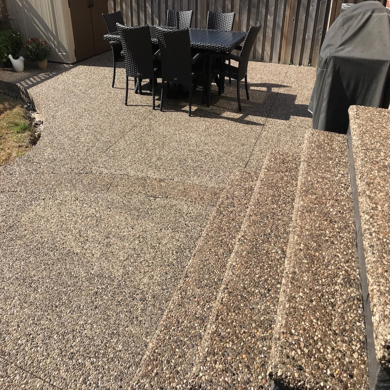 DecoMax Concrete - Concrete Patios Gallery - Combination - 006