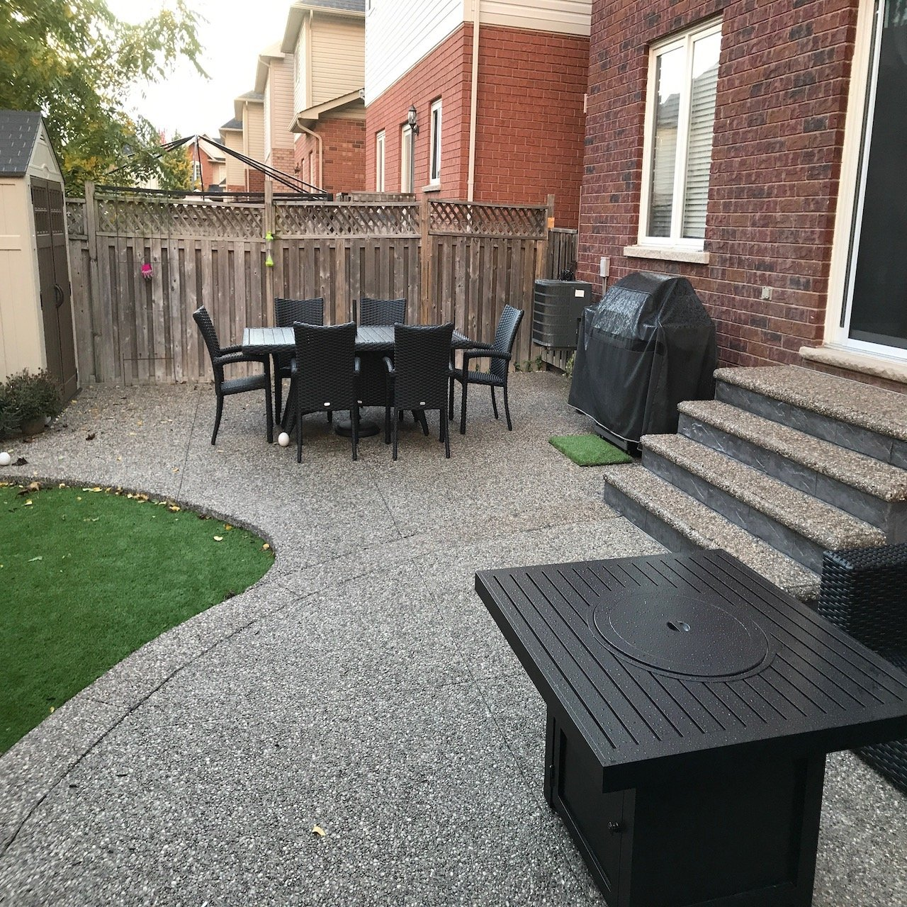 DecoMax Concrete - Concrete Patios Gallery - Combination - 007