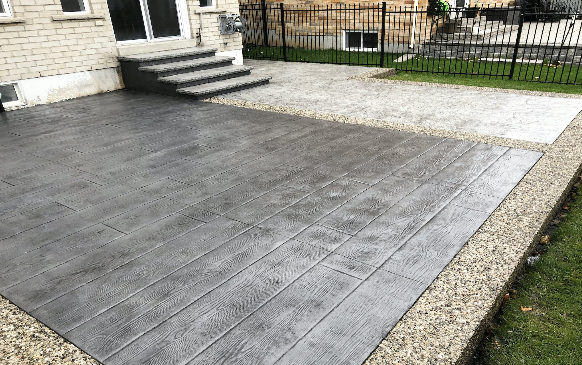 DecoMax Concrete - Concrete Patios Gallery - Combination - 008