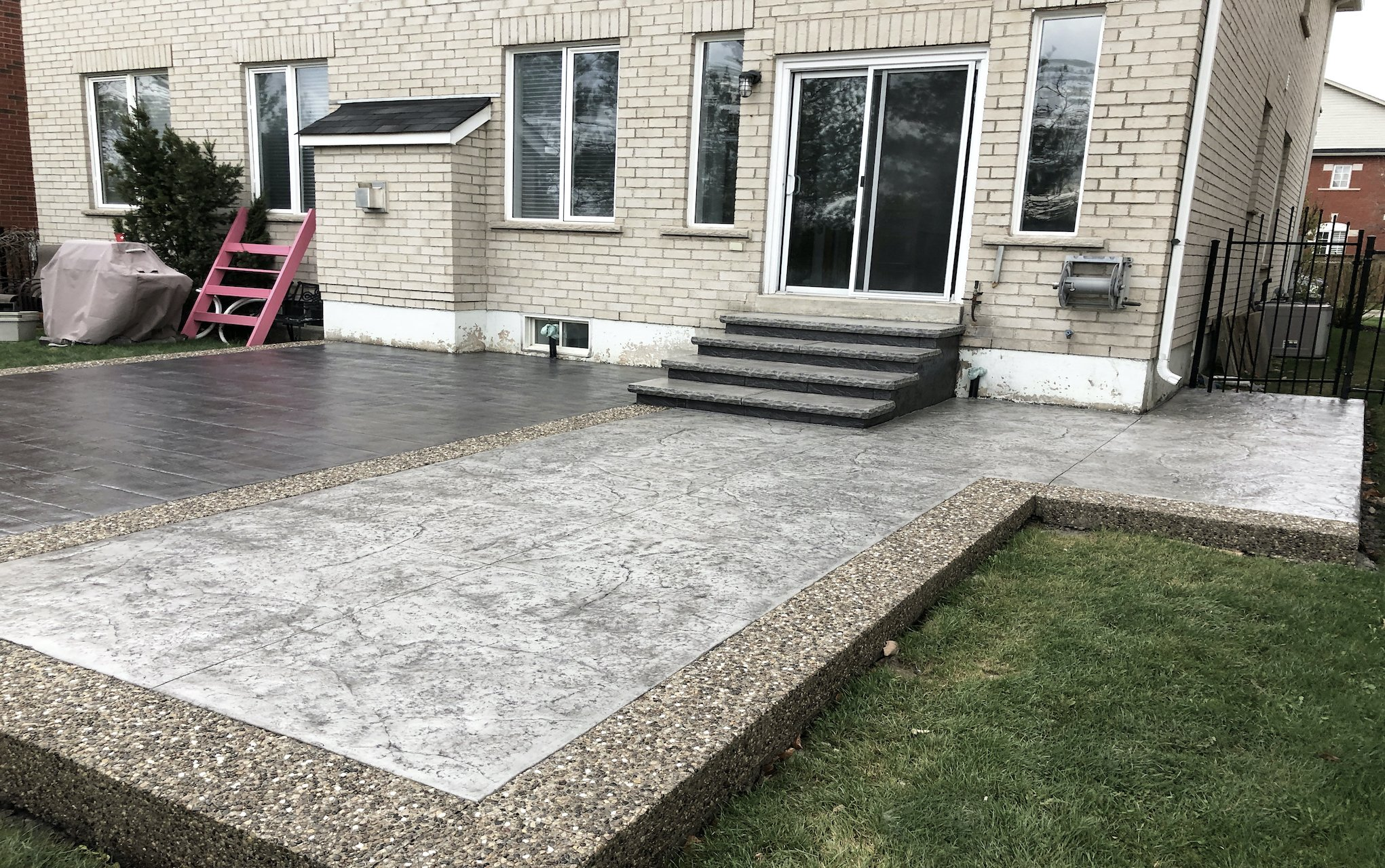 DecoMax Concrete - Concrete Patios Gallery - Combination - 009