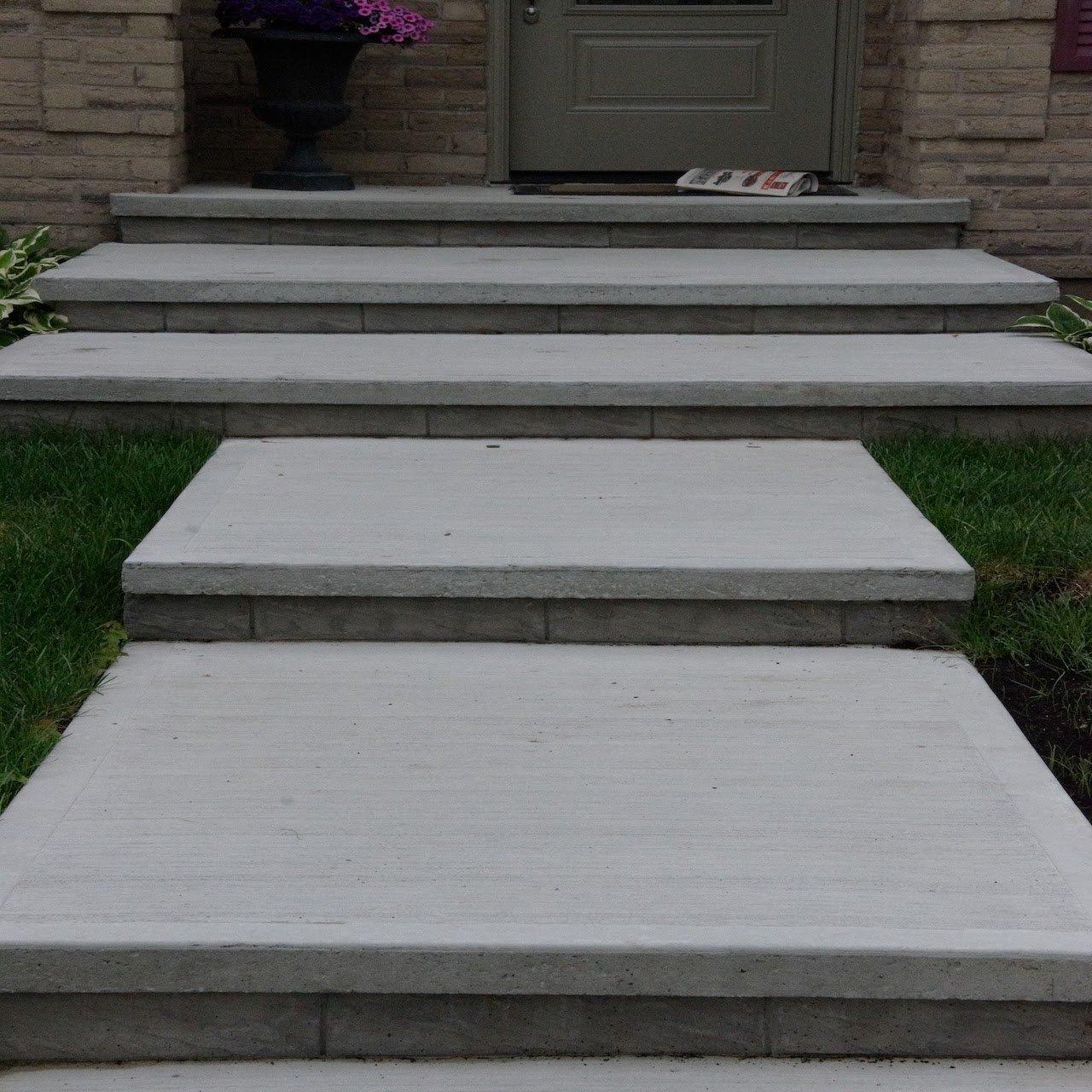 DecoMax Concrete - Concrete Steps Gallery - Regular - 001